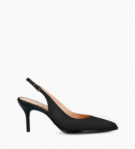 Sling-back pump with stiletto heel JAMIE 7