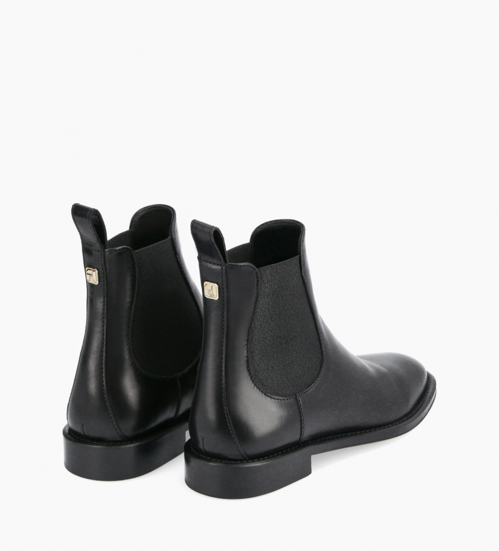 FREE LANCE Chelsea boot - Nova 25 - Smooth calf leather- Black