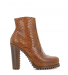 LERY 7 ZIP BOOT - ANACOLD - NOISETTE