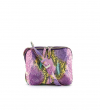 MINI BAG - PYTHON PEINT - CAMAIEU ROSE