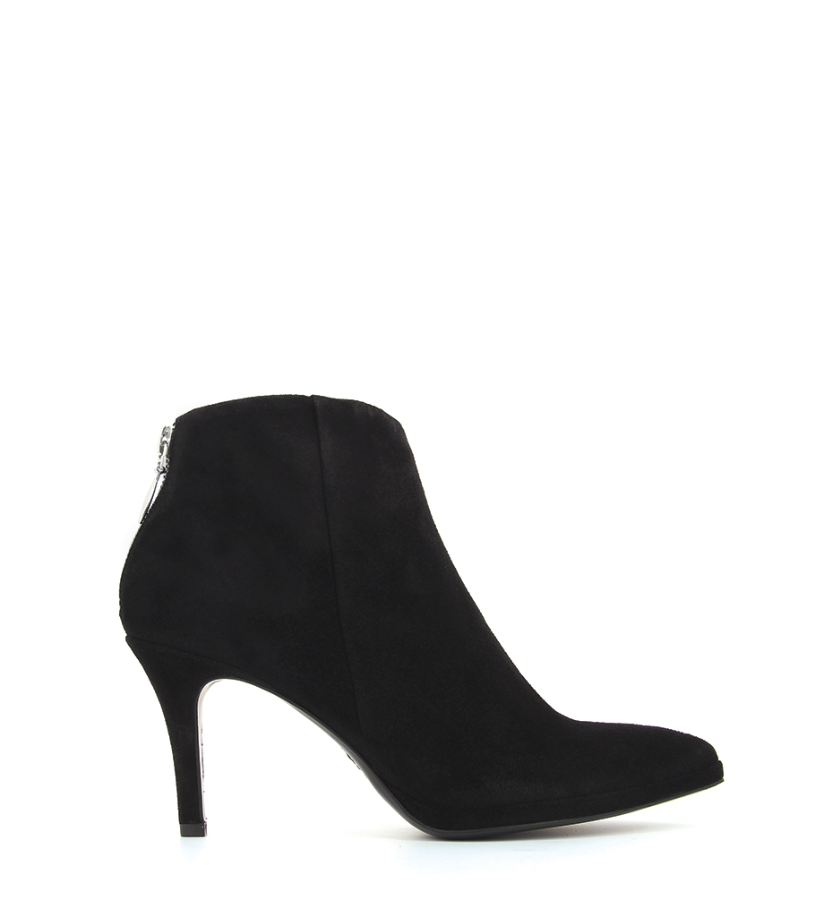 KETY 7 ZIP BACK BOOT - SONIA EXTRA - NOIR
