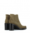 ANTHAES 7 ZIP BOOT - SONIA EXTRA - TAUPE