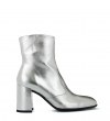 RYNA 7 MID BOTTE - OPAL - ARGENT