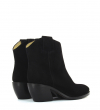 IONA 7 WEST BOOT - SONIA EXTRA - NOIR
