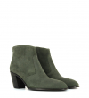 DEMY 7 ZIP BOOT STAR - BRONX LIGHT - MILITAIRE