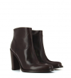 LEGEND 9 ZIP BOOT - DIVER - MARRON FONCE