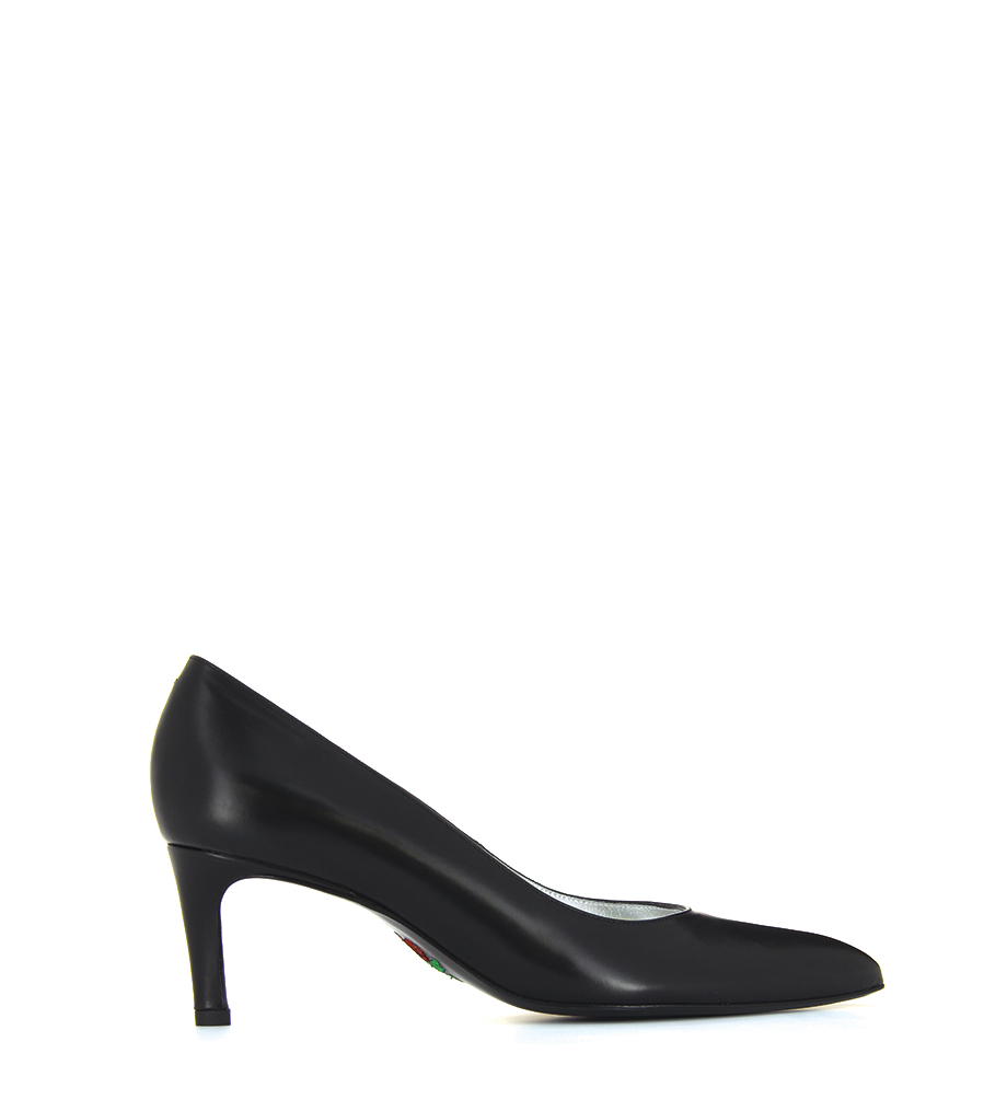 FOREL 4 PUMPS - BERBERO - NOIR