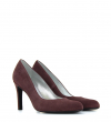 NOBY 7 PUMPS - BRONX LIGHT - BORDEAUX