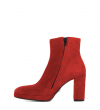 FIBY 7 ZIP BOOT - SONIA EXTRA - ROUGE