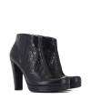 JANA 7 LOW BOOT - CROCO FIRST - MARINE
