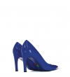 FOREL 7 PUMPS - VERNIS SOFT - BLEU VIF