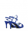 HYDRA 4 SANDAL SIMPLE - VERNIS SOFT - BLEU VIF
