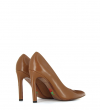FOREL 9 PUMPS - VEAU - MARRON