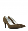 KETY 7 PUMPS - VEAU VELOURS - MOUSSE