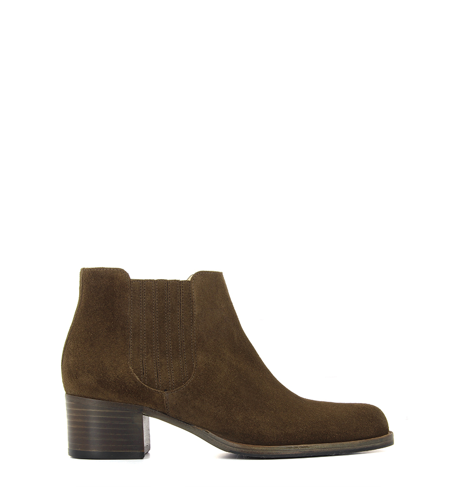LEGEND 5 BOOT ELAST - VEAU VELOURS - MOUSSE