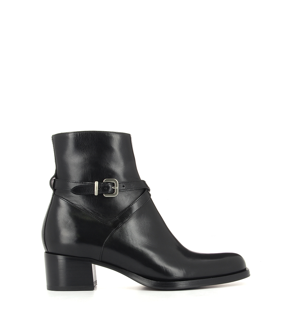 LEGEND 5 BOOT ANKLE STRAP - BERBERO - NOIR