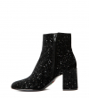EAGLES 7 ZIP FA BOOT - VELOURS STARS - NOIR