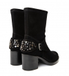 MANSORY 7 CITY STUD BOOT - OTTERPROOF - NOIR