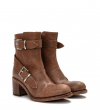 ROADY 7 BOOT BI STRA - NAPPA USED - MARRON