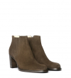LEGEND 7 BOOT ELAST - CUIR VELOURS - ARMY