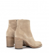LEGEND 7 ZIP BOOT - CUIR VELOURS - CAPPUCCINO
