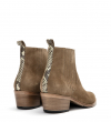 JANE 5 DECO CHEL BOO - CUI VE/SNAKE PR - TAUPE/NATUREL
