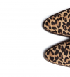 JANE 7 ZIP BOOT - PONY - LEOPARD