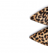 JONIE 7 ANIMAL ZIP BOOT - PONY/VEAU LISSE - LEOPARD/NOIR