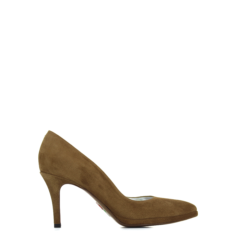 KETY 7 PUMPS - SONIA EXTRA - CIGARE
