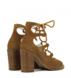 GABIE 7 OPEN LACE UP - SONIA EXTRA - CARAMEL
