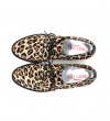 DRIVER LOGO DERBY - PONY LEOPARD - NATUREL
