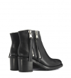 DAYTONA 7 TWO Z BOOT - CUIR LISS BRILL - NOIR