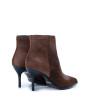 Jamie 7 Animal Zip Boot - Poils Sauvage/Veau Lisse - Marron