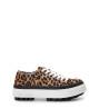 Nakano Low Top Sneakers - Poils Leopard - Leopard