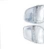 BETH 7 SLIM SANDAL - GLITTER/CUI MIR - SILVER/SILVER/SILVER