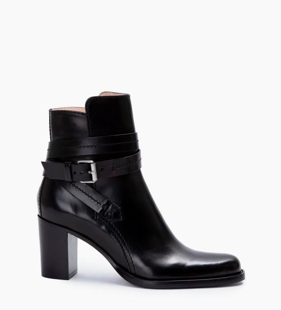 Legend 7 Jodhpur Boots - Veau Lisse Mat - Noir