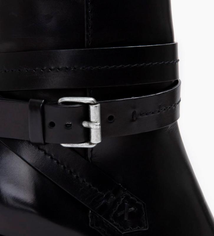 Eshop FREE LANCE Legend 7 Jodhpur Boots - Veau Lisse Mat - Noir