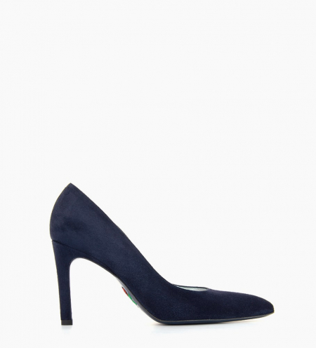 FOREL 7 PUMPS - SONIA EXTRA - BLEU NUIT